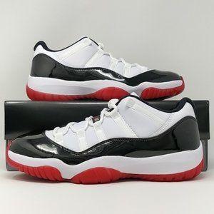 Nike Air Jordan Retro XI 11 Low Concord Bred